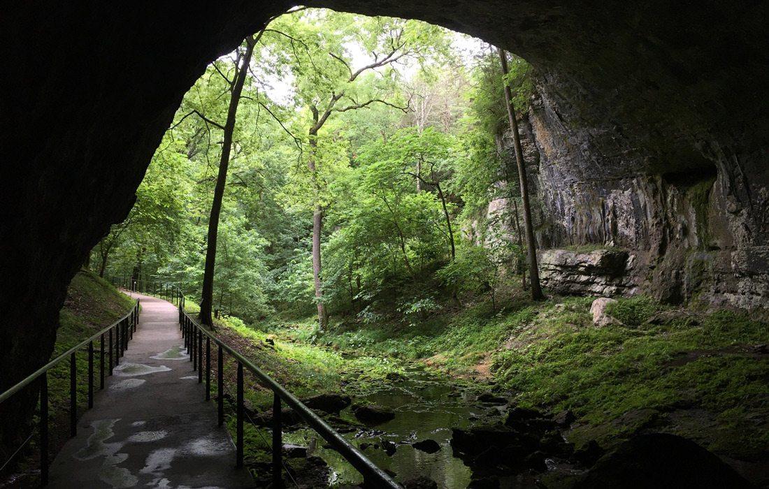 Smallin Civil War Cave