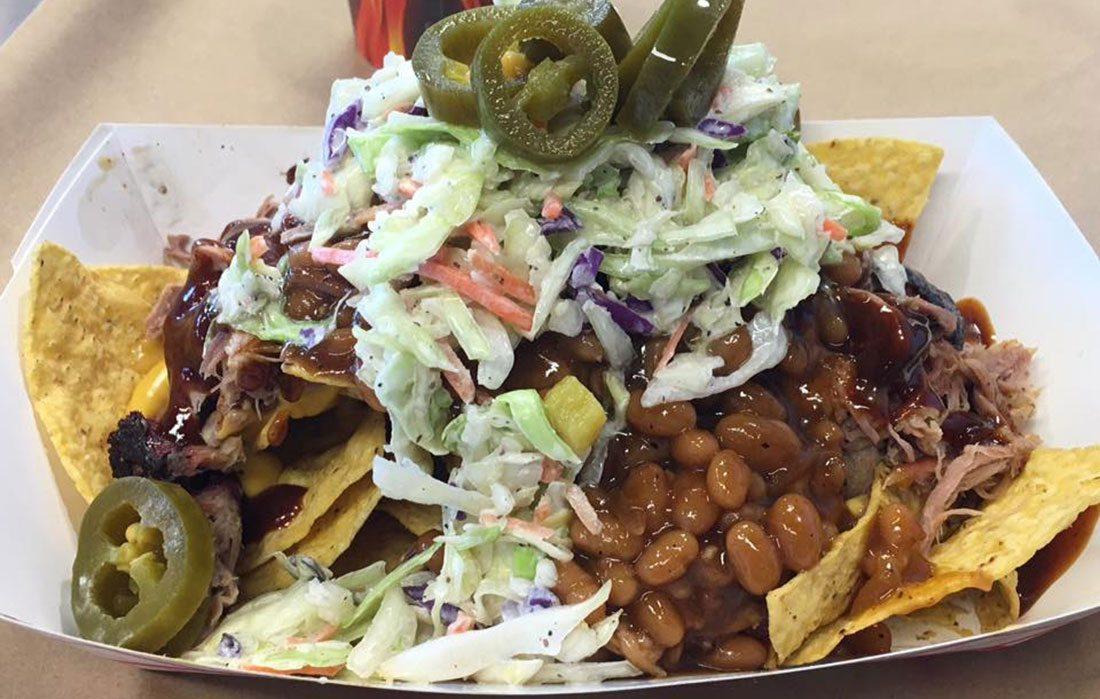 BBQ nachos in springfield, MO