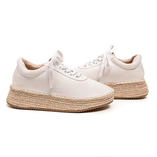 Qupid twine sole sneaker, $48 at Uptown Boutique