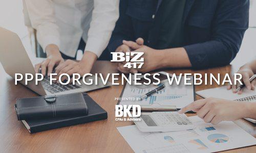 Biz 417's PPP Forgiveness Webinar
