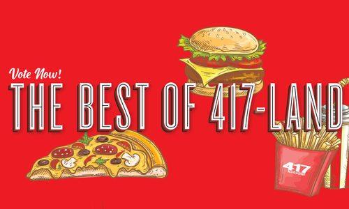 Best of 417 Winners