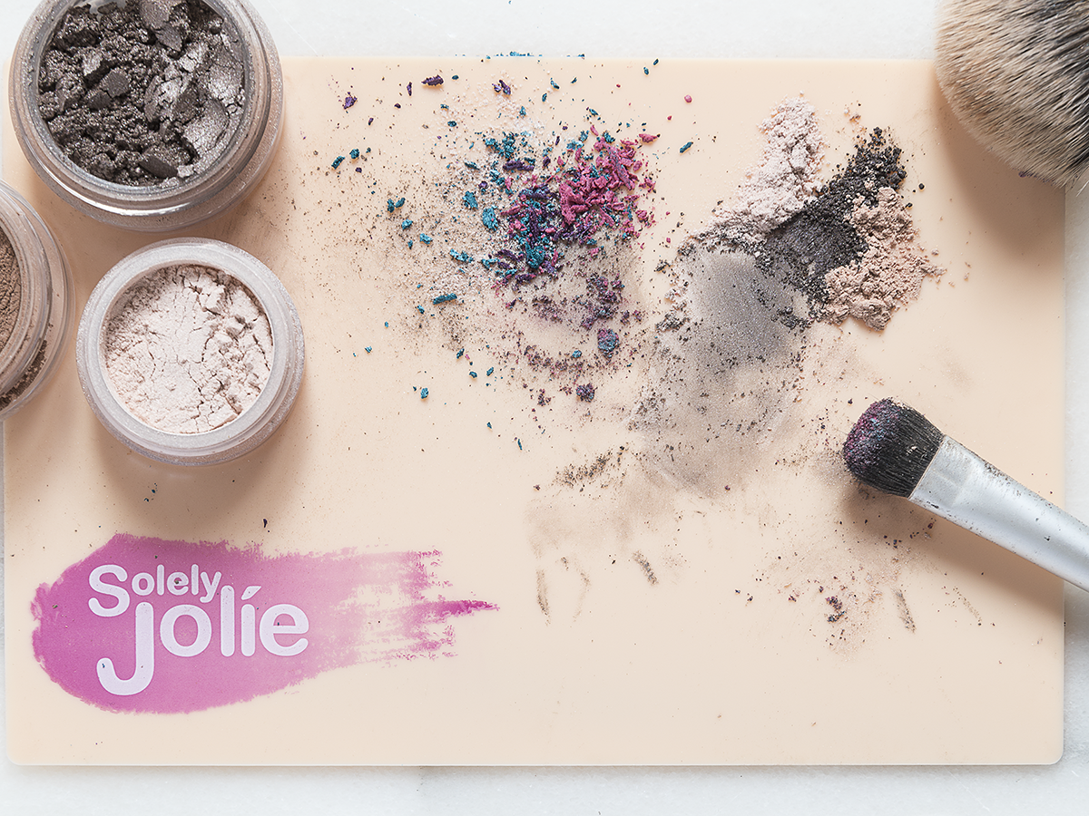 Solely Jolie Makeup Pad