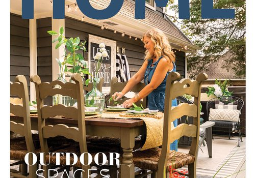 417 Home Spring 2020 Cover | Outdoor Spaces