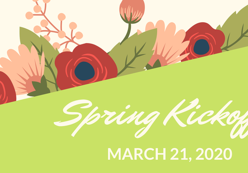 Spring Kickoff Promo