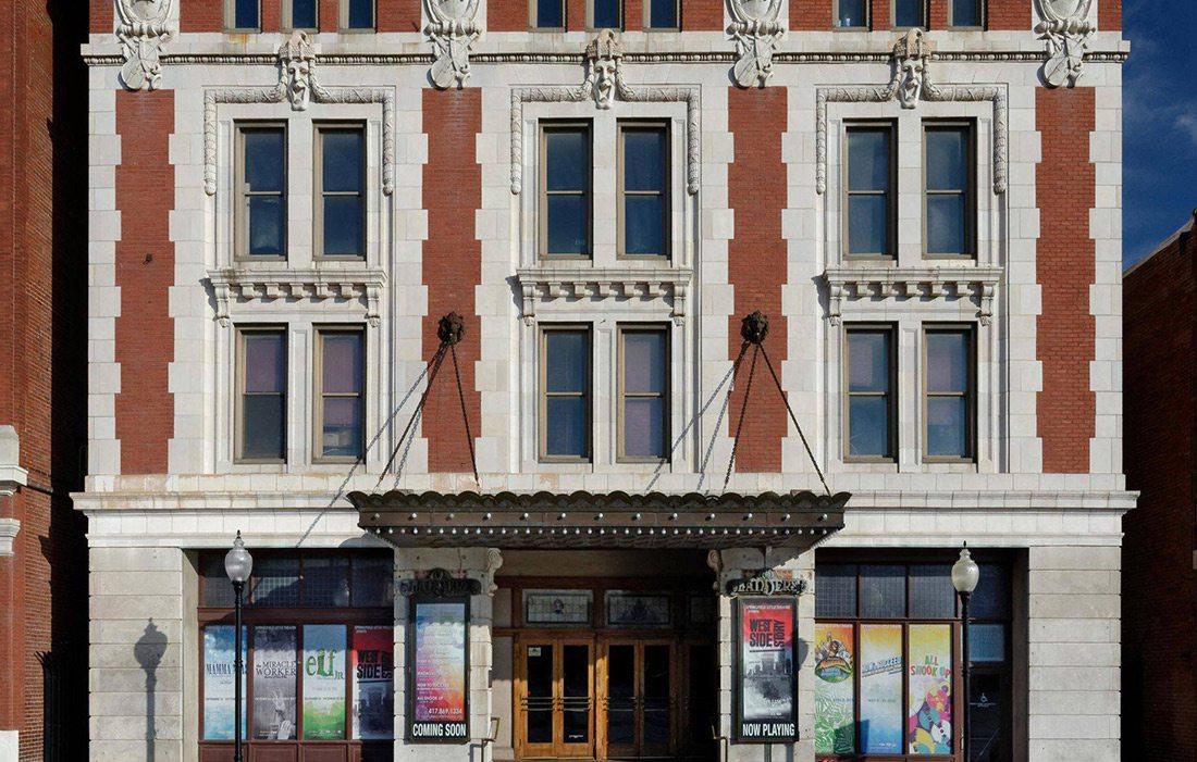 Springfield Little Theatre exterior
