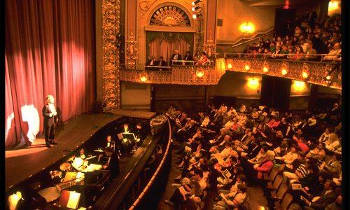 full theatre