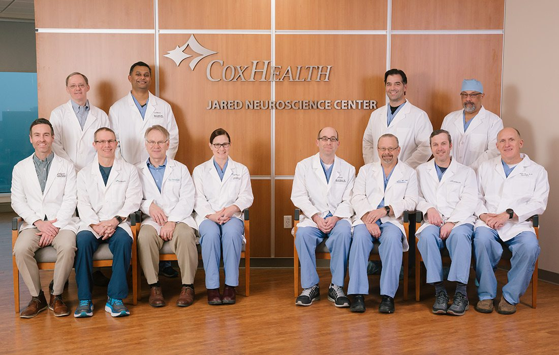Doctors at Springfield Neurological and Spine Institute