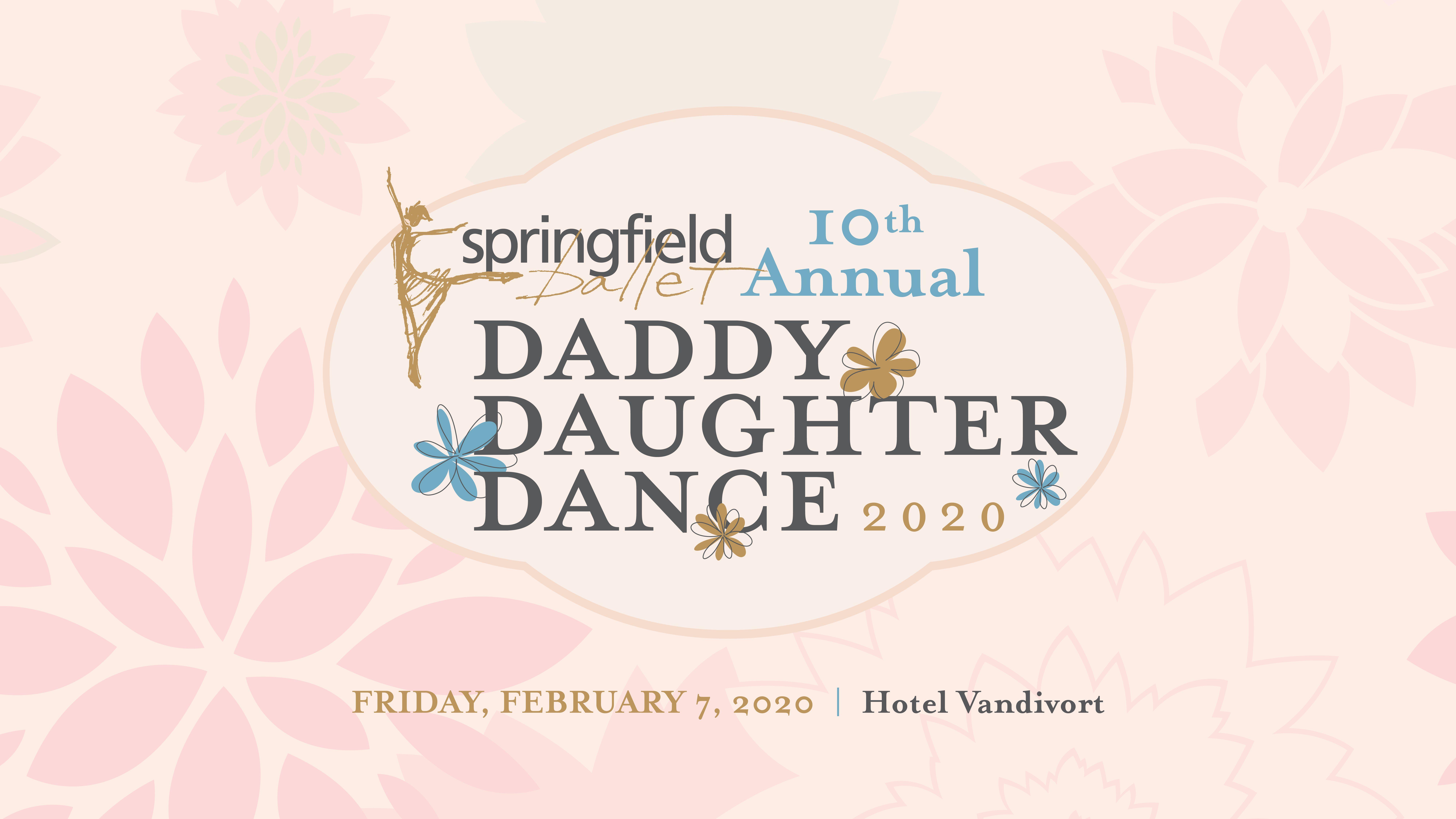 Springfield Ballet dance logo