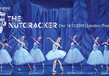 Springfield Ballet's The Nutcracker