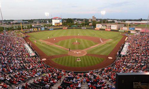 Springfield Cardinals vs Arkansas Travelers