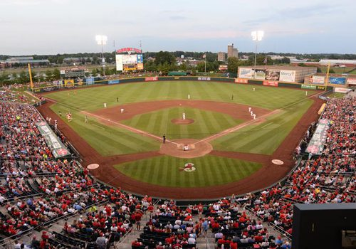 Springfield Cardinals Home Game