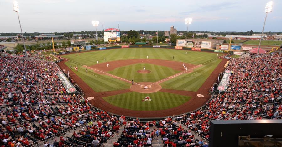 Baseball in Springfield, MO