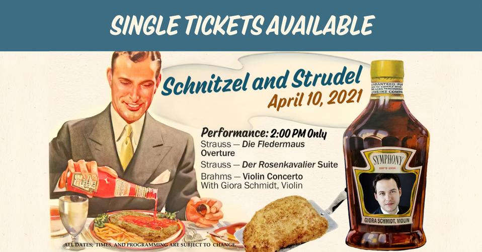 Springfield Symphony's Schnitzel and Strudel Concert