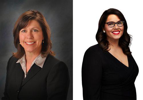 Karen Kramer and Brandy Harris win Springfield Area Chamber of Commerce Awards