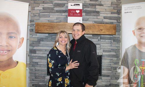 St. Jude Dream Home Floor Signing 2018