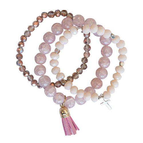 Stackable bracelets, $7.50