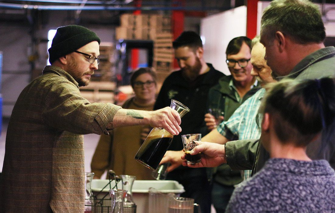 Free brewery tours at Mothers Brewing Company in Springfield MO