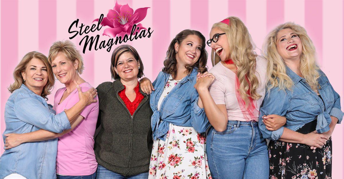 Women in Steel Magnolias in Branson, MO