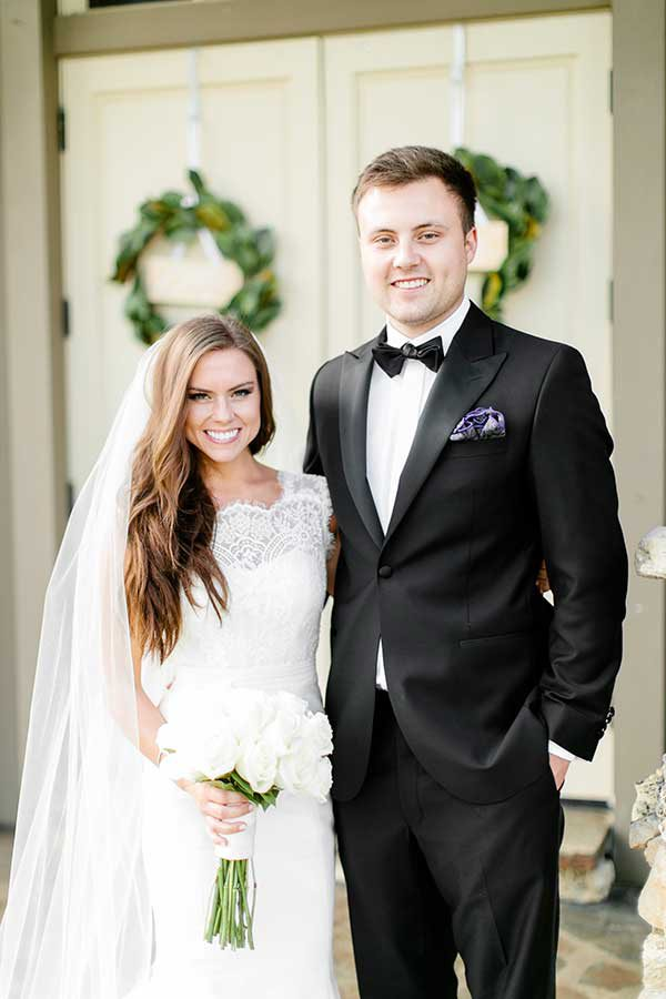 Stephanie Smith and Eric Wilmoth Wedding