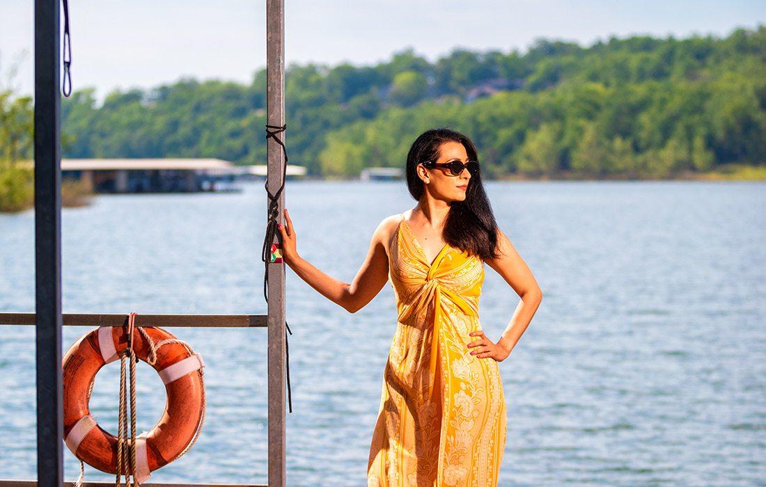 Summer style photo shoot image