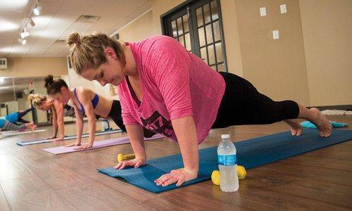 Sumits Hot Yoga SCULPT Class