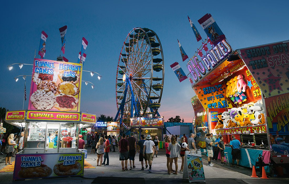 Ozark Empire Fair Springfield MO