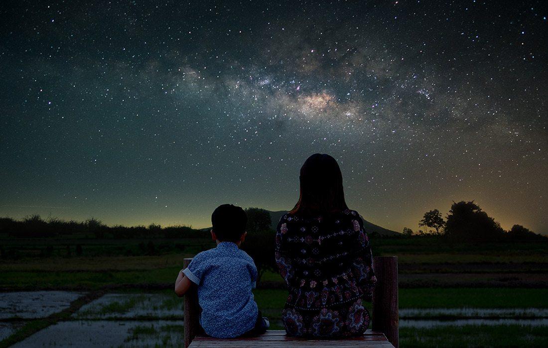 Where to see shooting stars near Springfield MO