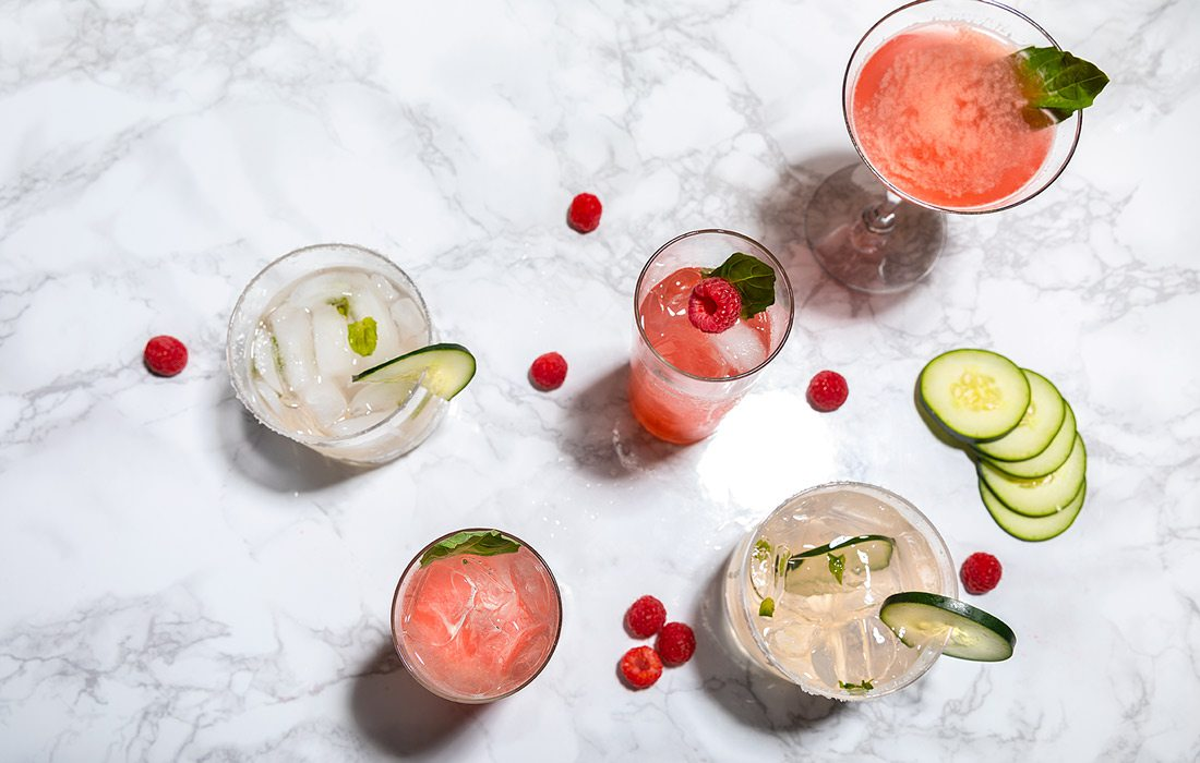 Two Fresh Summer Drink Recipes To Help You Cool Off