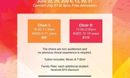 Summer Choral Intensive