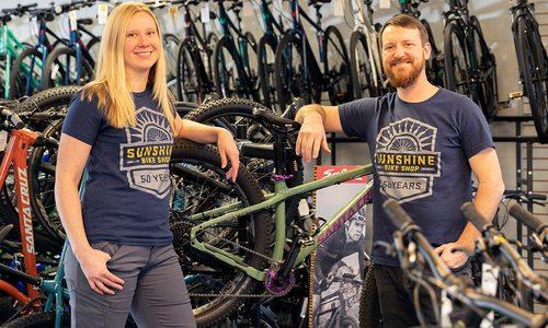 Sunshine Bike Shop in Springfield, MO