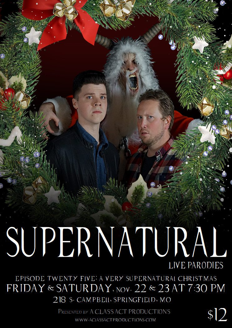 Supernatural Parody in Springfield, MO