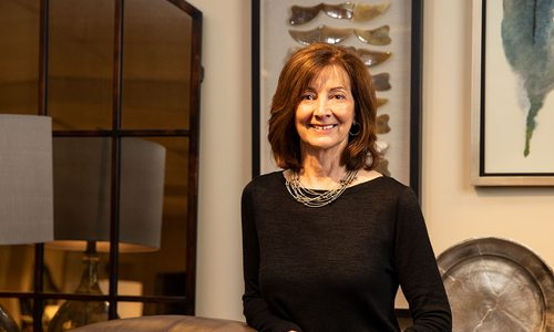 Susan Brashears with Brashears Furniture