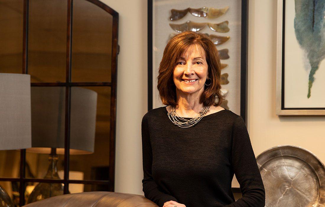 Susan Brashears with Brashears Furniture