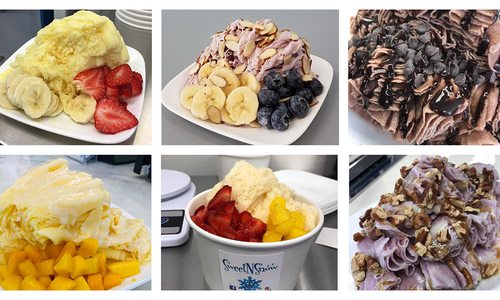 Sweet N Snow Taiwanese Shaved Ice Comes to Springfield, Plus More Foodie News