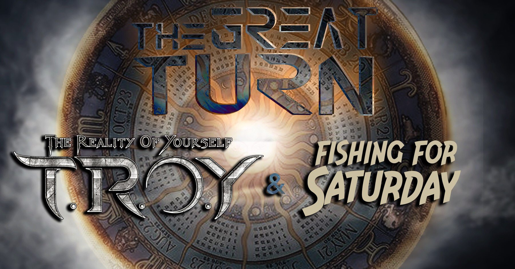 See TROY / Fishing For Saturday / Chris May: The Great Turn at Krave in Springfield, MO