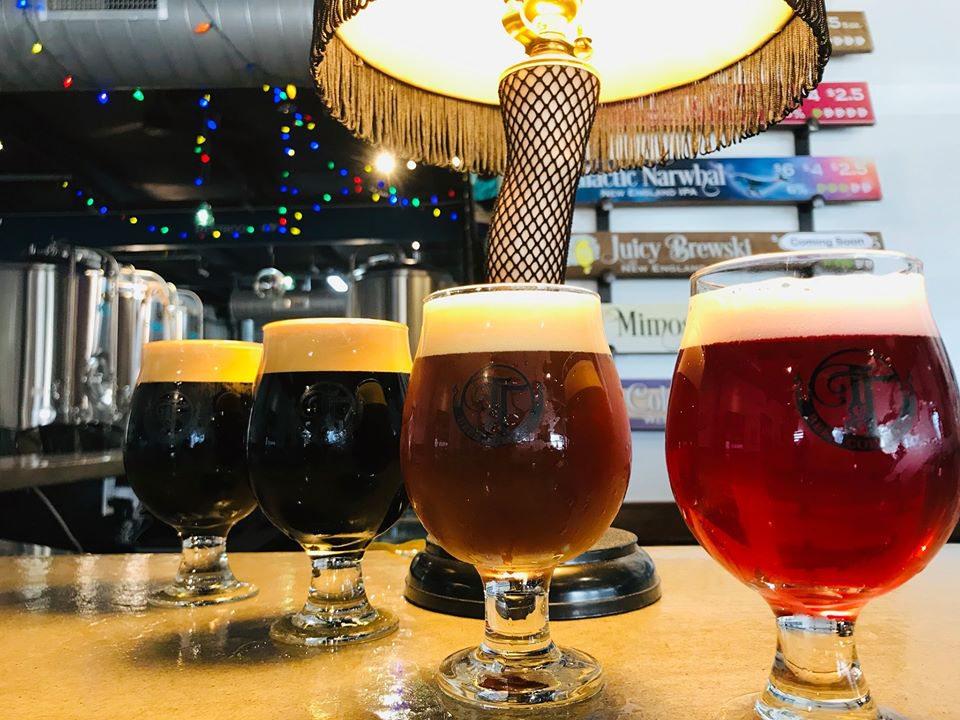 Beer tasting in Springfield, MO