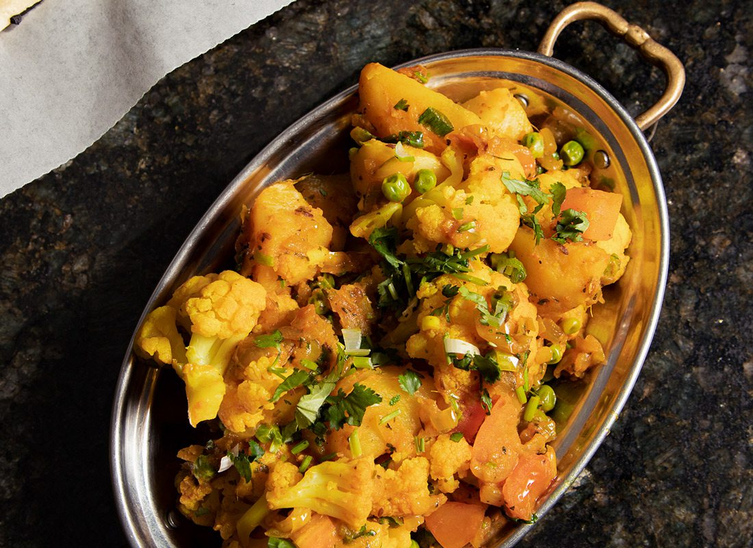 Curry at Taj Mahal in Springfield, MO