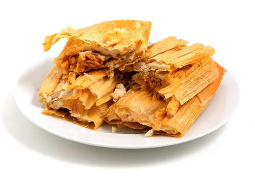 Take and bake tamales from Tortilleria Perches in Springfield MO