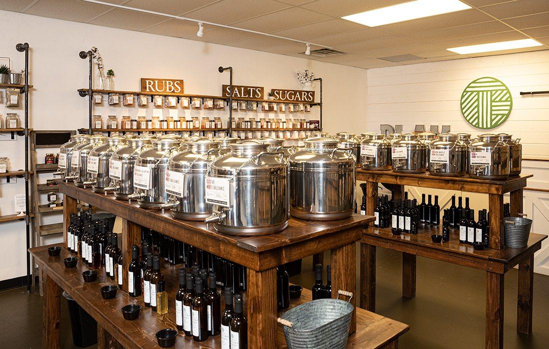 Tantara Farms store interior in Springfield MO