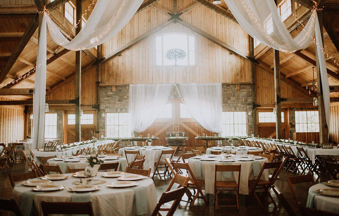 Taylor Abraham & Corey Holmes' wedding venue