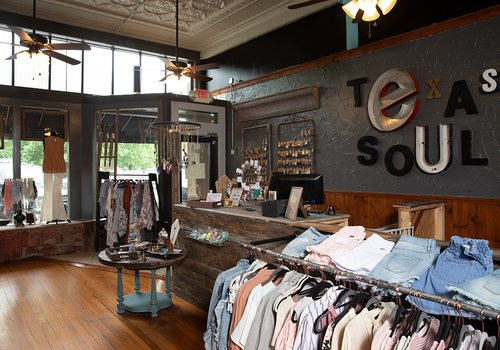 Texas Soul Boutique in Ozark, MO.