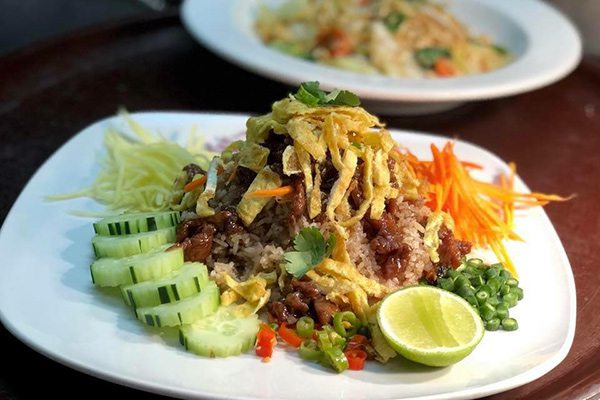 Thai Time Café