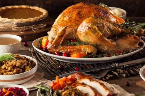 Thanksgiving dinner header image