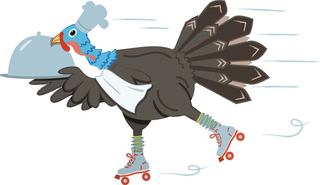 to-go thanksgiving turkeys in southwest Missouri