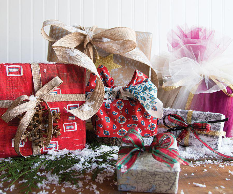 Christmas Present Wrapping Tips