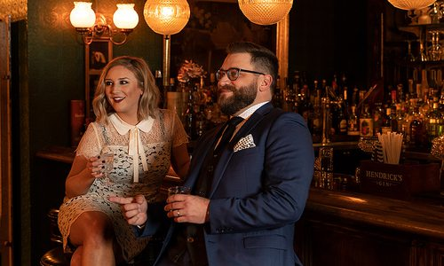 The Hepburn—an underground speakeasy in downtown Springfield