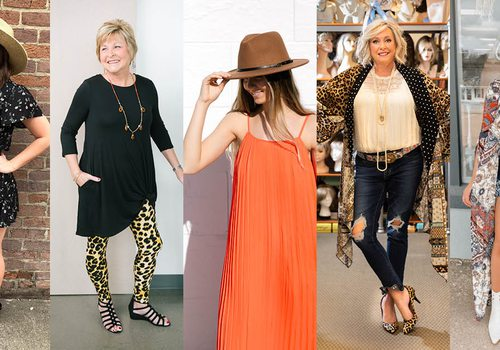 Spring and Summer fashion in southwest Missouri
