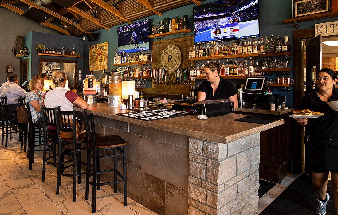 Bar at The Rock in Springfield MO