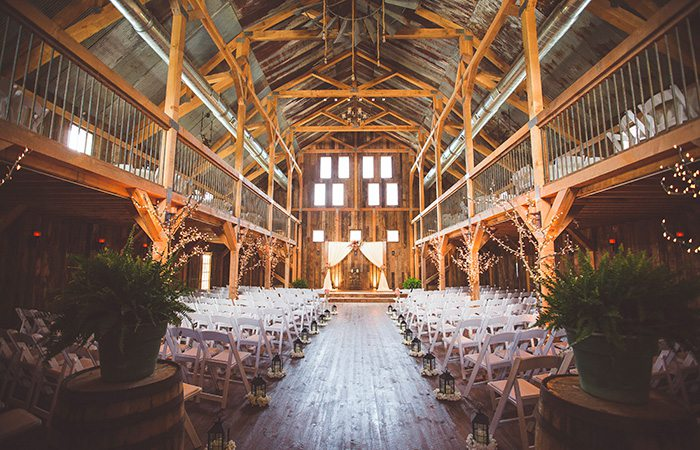 Barn Wedding Venues.The Gambrel Barn