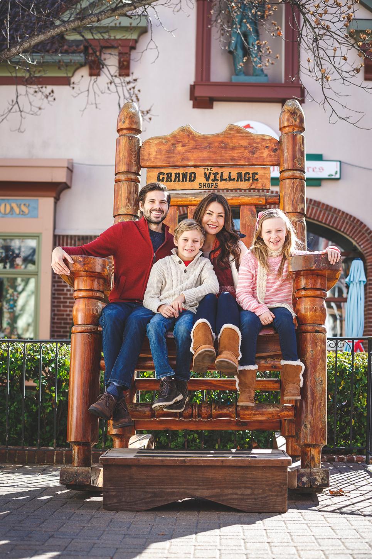 The Grand Village Shops Branson MO